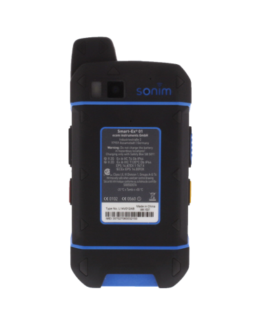 Ecom Smart-Ex® 01 (ATEX Zone 1/Division 1)