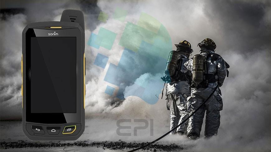 Test : Smartphone Sonim XP7