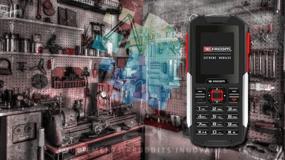 Test : GSM Facom F100