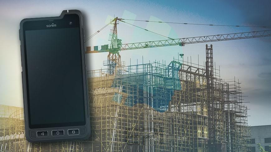 Test : Smartphone Sonim XP8